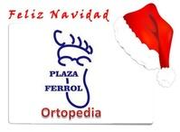 Para regalar en Navidad, visita Plaza Ferrol Ortopedia
