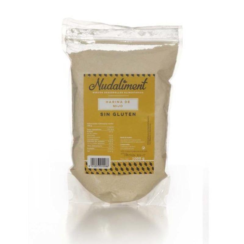 Harina de mijo sin gluten 1000 gr: Productos de Coperblanc Zamorana