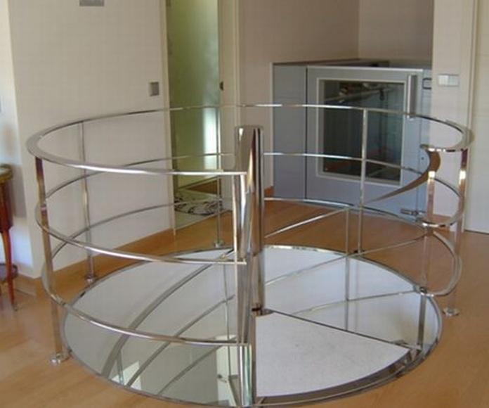 Escaleras IV: Productos de Talleres Iniesto
