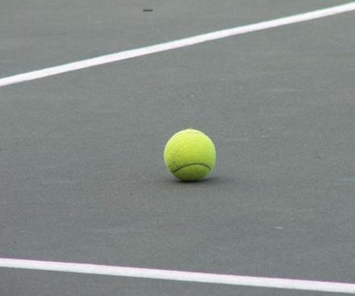 Pistas de tenis: Trabajos de Asfaltos Sala-Apia Asfaltos, S.L.