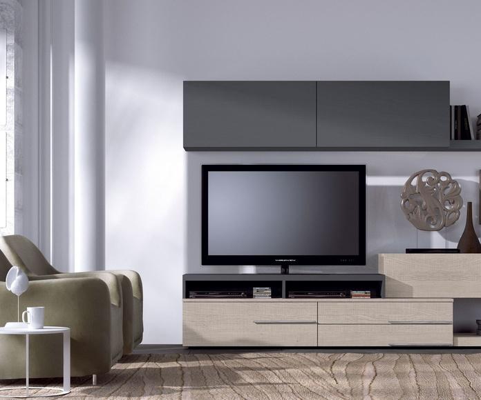 Salones: Catálogo de muebles y sofás de Goga Muebles & Complementos