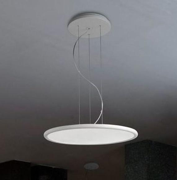 LAMPARA LED  CIRCULAR .