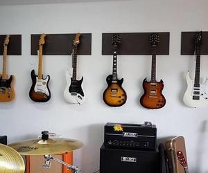 Amplia variedad de guitarras
