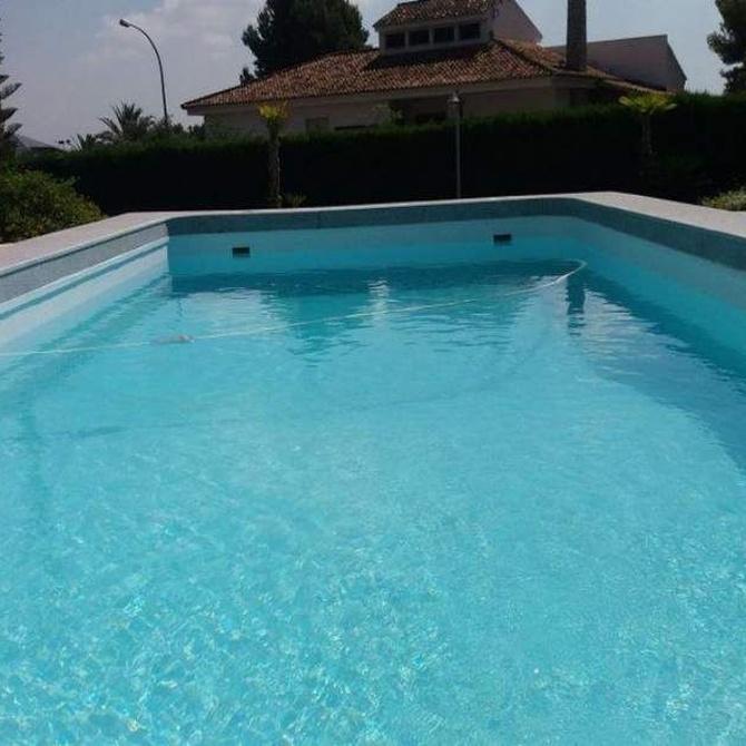 Las piscinas que se llevan en el verano de 2017