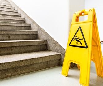 Vaciado de pisos: Servicios de Limpieza de Limpiezas Toñi