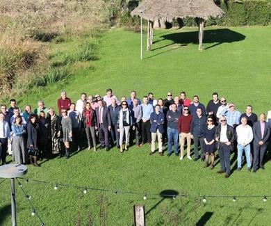 ACS-CV celebra el tradicional encuentro de Navidad con sus asociados