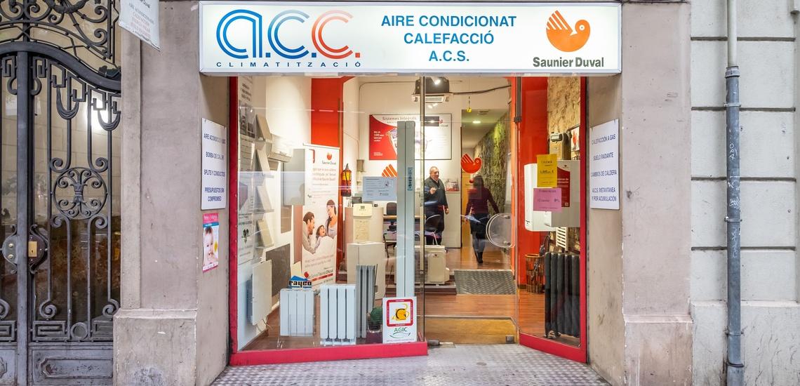 Empresas de aire acondicionado en Gracia, Barcelona
