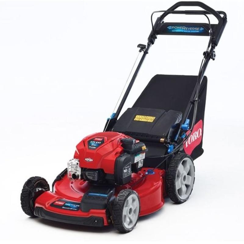 Cortacésped de rueda alta PoweReverse™ ADS SMARTSTOW®, 56 cm (20965/21768): Productos y servicios de Maquiagri