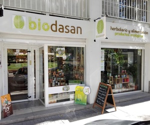 Herbolario y alimentación ecológica en Madrid