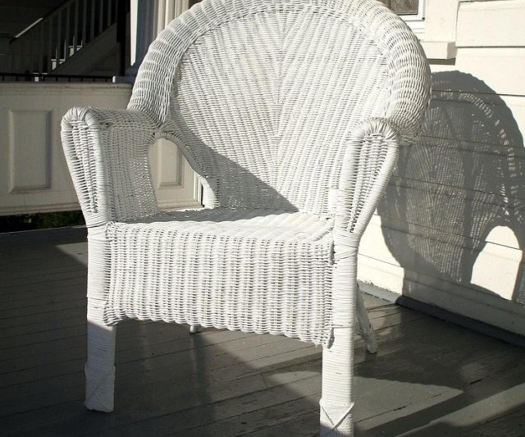 Limpieza y conservación de los muebles de médula de junco (I)