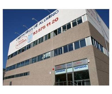 Carpintería de Aluminio Hermanos Almansa, S.L.