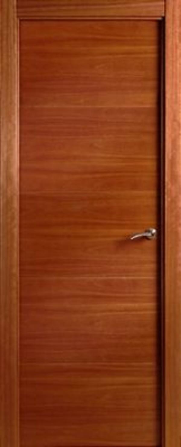 Puerta 4 Ranuras en madera