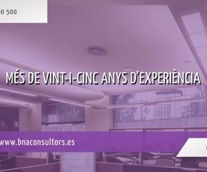 Bufete de abogados en Alcover: BNA Consultors