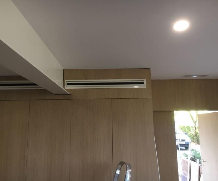 Aire Acondicionado por conductos: SERVICIOS de Calefacciones Hermanos Córdoba, S. L.