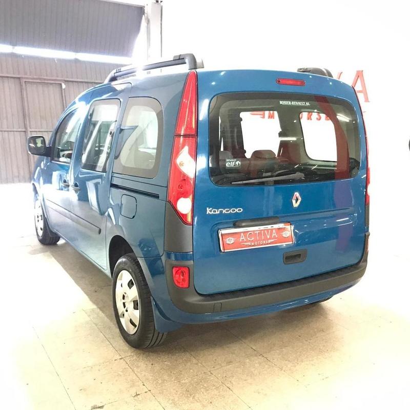 RENAULT Kangoo Combi Expression 1.5dCi 105cv 5p.: Nuestros Vehículos de Activa Motors