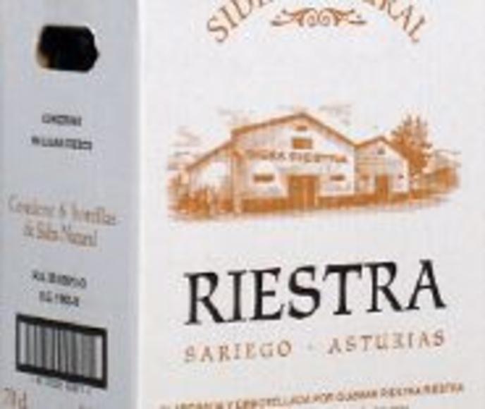Venta de sidra: Tienda On Line de Sidra Riestra