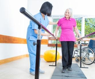 Fisioterapeuta: Catálogo de Centro de Día Zamora 1