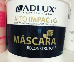 Mascarilla reconstructora