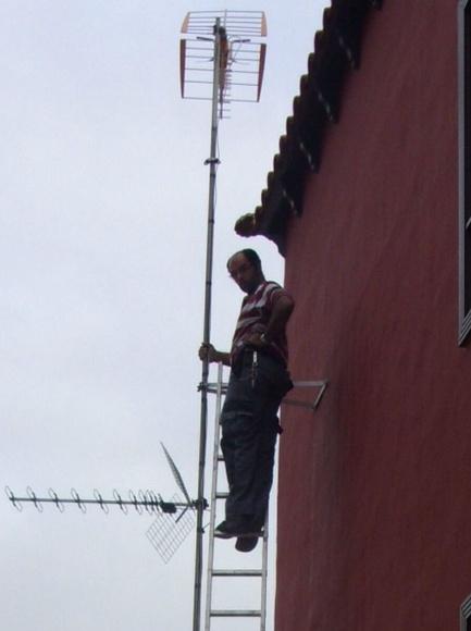 Antenas colectivas Tenerife