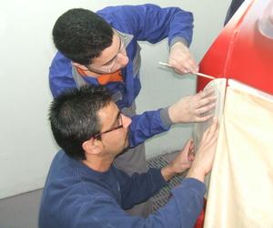 Profesionales de nuestro taller