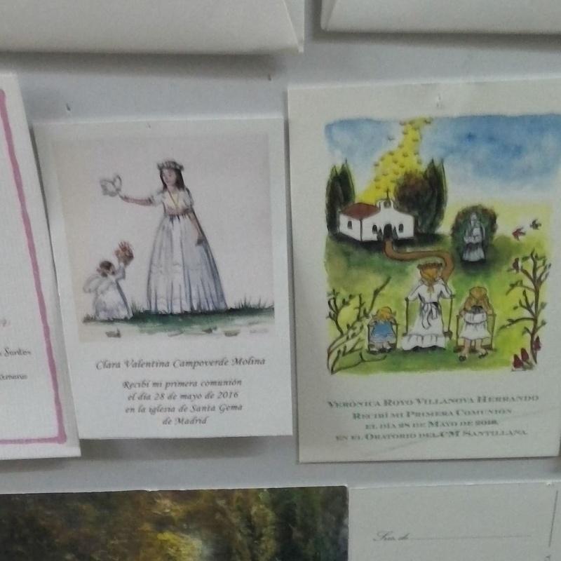Recordatorios de comunión: Productos de Imprenta Meneses Gráfica Digital