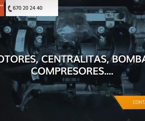 Spare parts for cars en Estepona | Autodespiece Rus