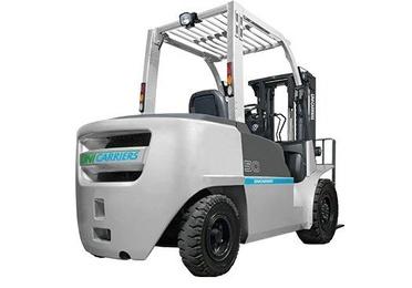 Carretillas elevadoras contrapesadas térmicas diesel / LPG