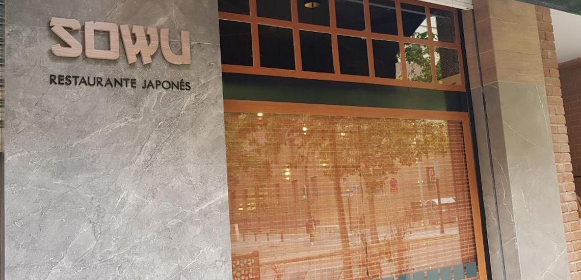 Restaurante japonés en Valencia