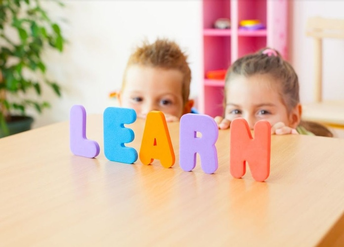 La importancia de aprender inglés en la primera infancia