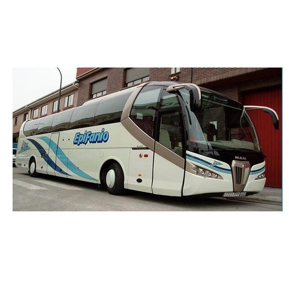 Alquiler de microbuses para bodas, excursiones, despedidas...