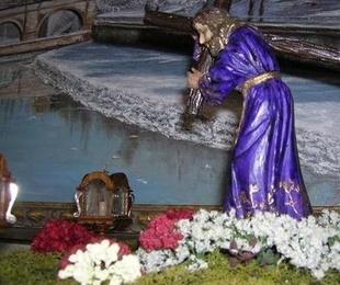 Exposición de Jesus Fernández García en Sta. María del Páramo