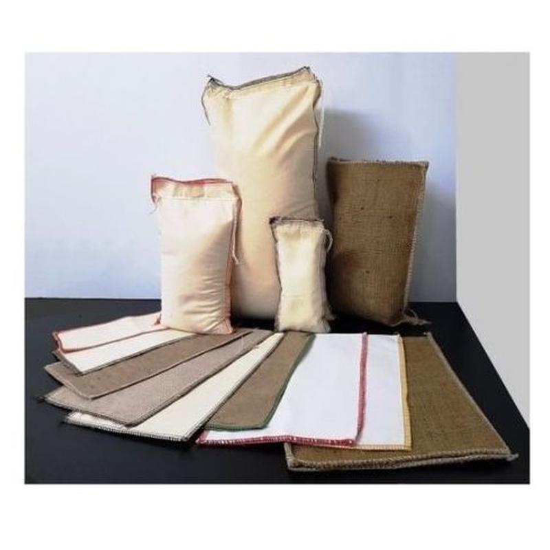 Textil cierre cosido: NUESTROS  ENVASADOS de Envasados de Alimentos Bio y Gourmet, S.L