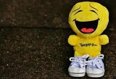La felicidad empieza por una sonrisa