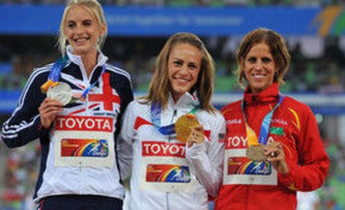 """Natalia Rodriguez (Medallista olímpica) """"Gran parte de mis éxitos deportivos se los debo a las Terapias Naturales""""."""