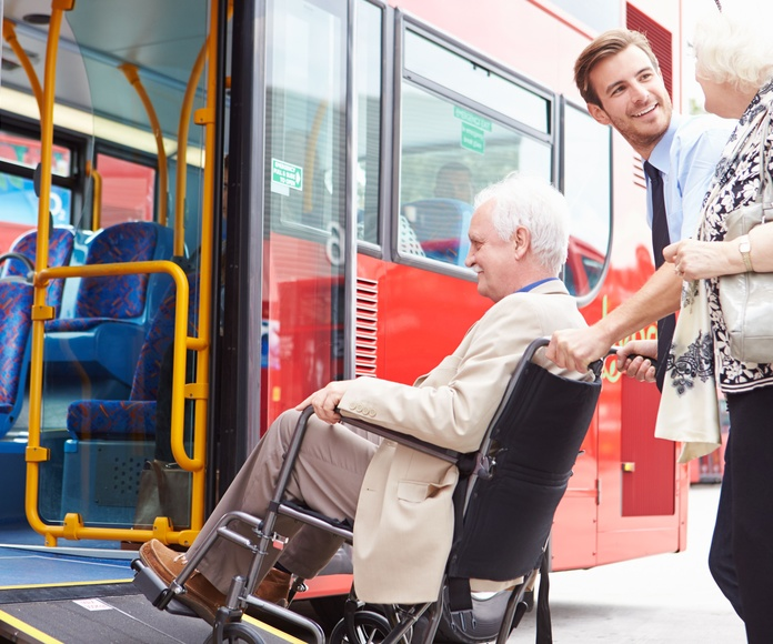 Transporte adaptado: Servicios de Hispalvida