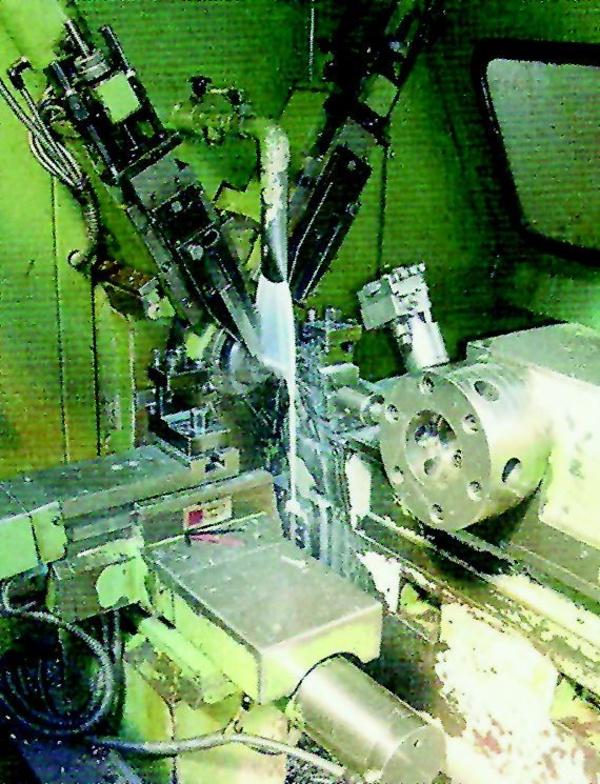 Fábrica de tornillos en Vizcaya de mano de una empresa líder en el sector