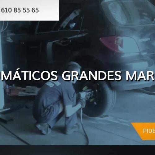 Comprar neumáticos en Madrid sur | Neumáticos Teodoro