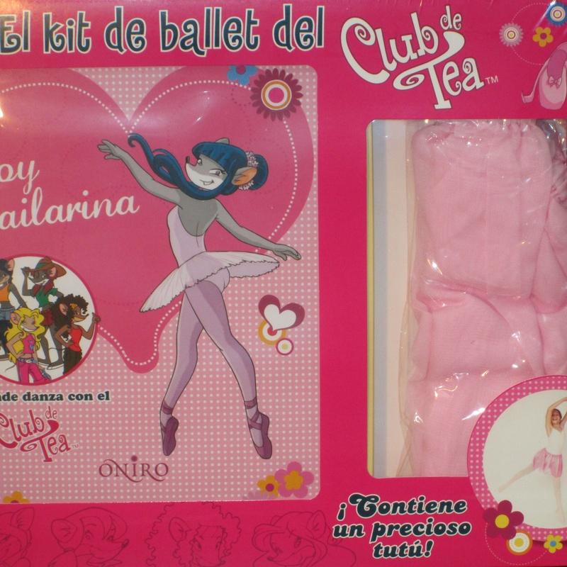 El kit de ballet del Club Tea: Librería-Papelería. Artículos de Librería Intomar