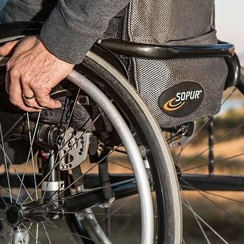Discapacitados: Servicios de Próxima Cuidados