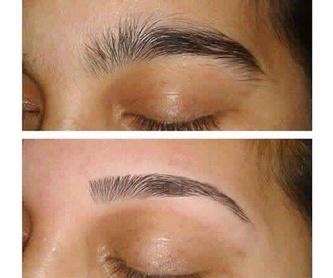 Tinte de cejas: Servicios de Cristina Nails