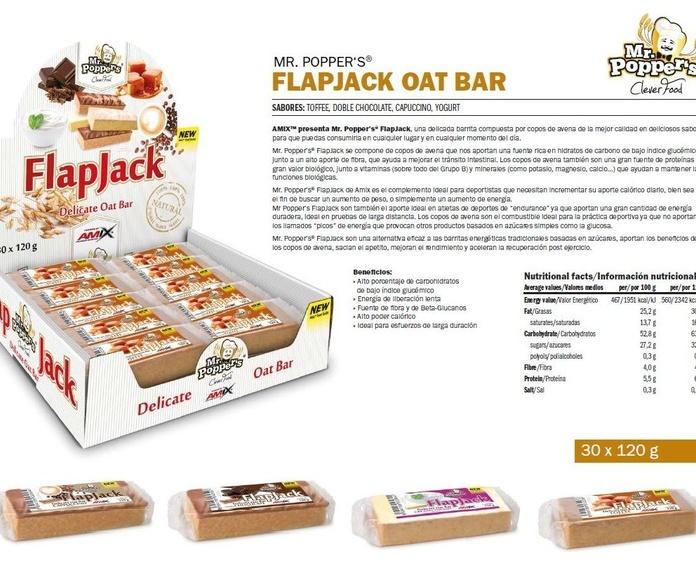 Nuevos productos 2017 MR. POPPERS: Productos de Cm Nutrición
