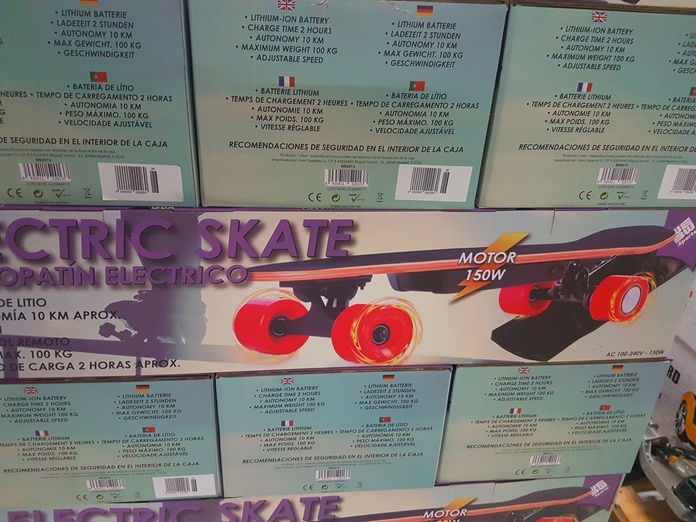 MONOPATIN SKATE ELECTRICO 225€ REBAJADO A 170€: Productos y servicios de Scooter Family Electric (PATIPACO)
