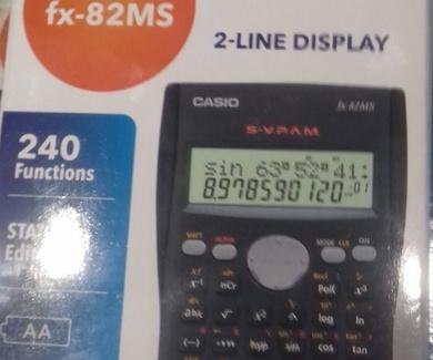 Oferta calculadora técnico científica Casio  9.90€
