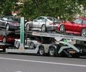Transporte de vehículos por carretera