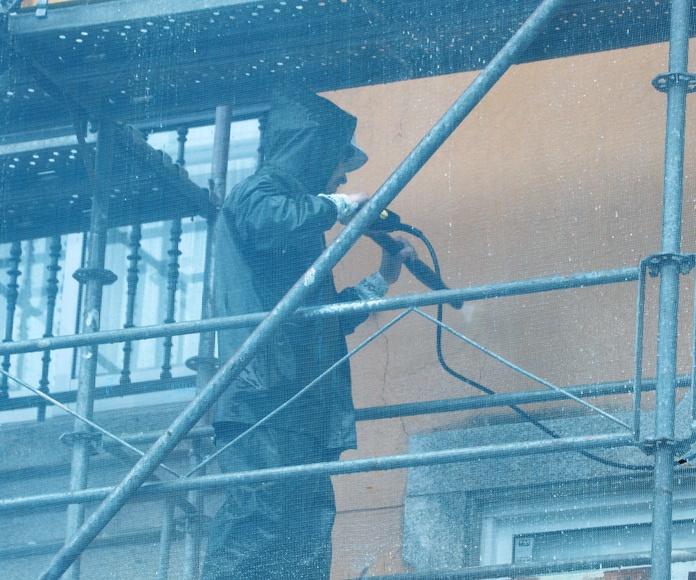 Rehabilitación de edificios: Servicios de Ornato Construcción Integral