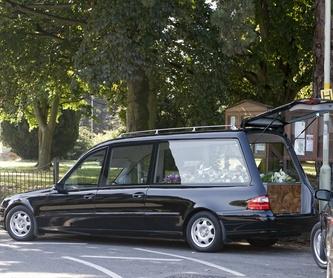 Cremación: Servicios de Funeraria Cuevas