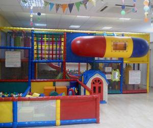 Tortuga Park, parque de bolas en Torrelodones