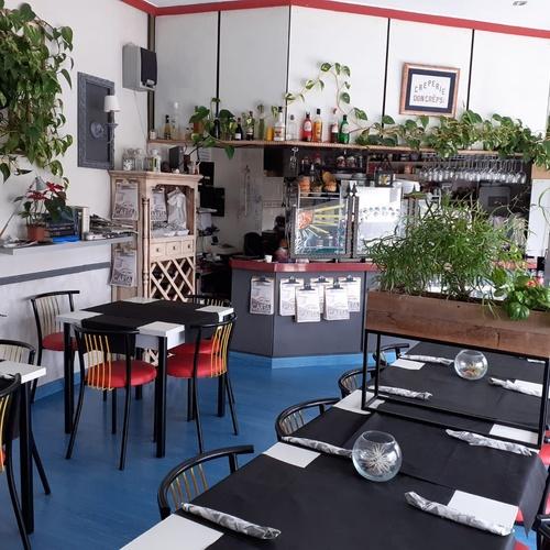 Crepes salados y dulces en Palencia