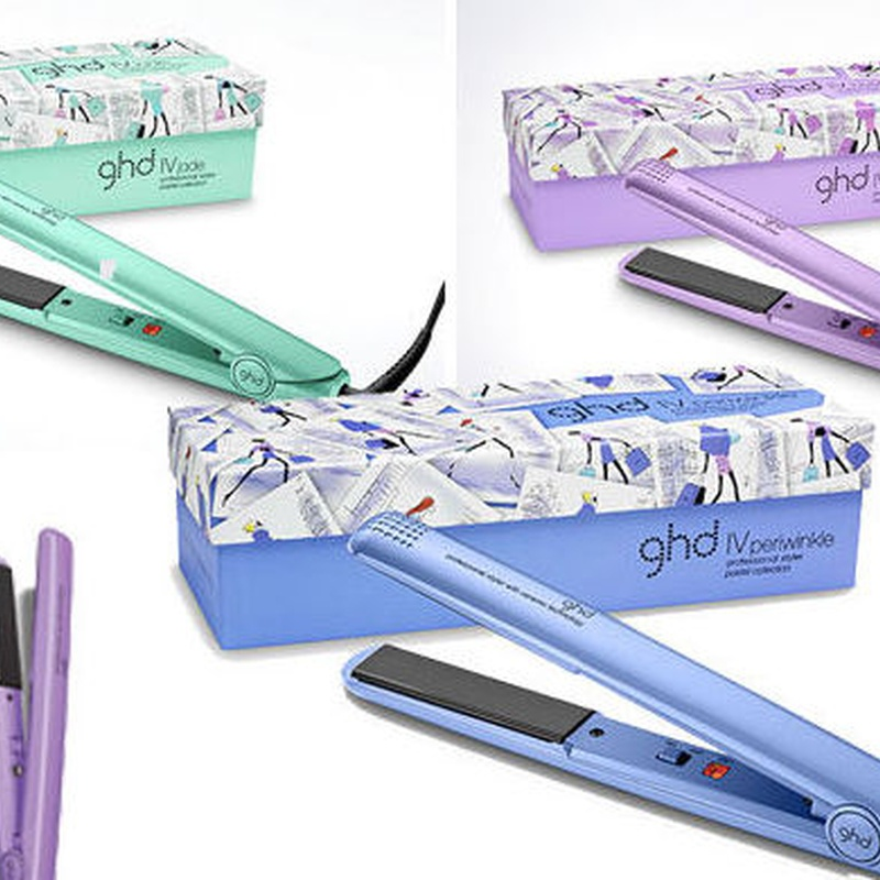 Plachas GHD Pastel Collection