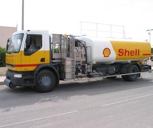 Cisternas para el transporte de gasóleos y gasolinas